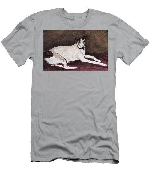 Resting Gracefully Men's T-Shirt (Athletic Fit)