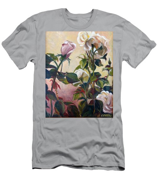 Roses Men's T-Shirt (Athletic Fit)