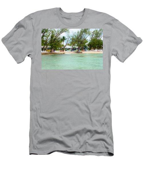 Rum Point Men's T-Shirt (Athletic Fit)