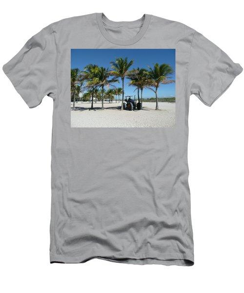 Sand Farm Men's T-Shirt (Athletic Fit)