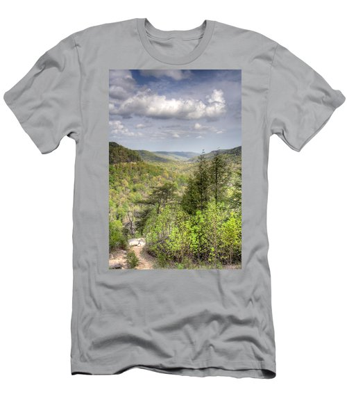 The Valley II Men's T-Shirt (Athletic Fit)