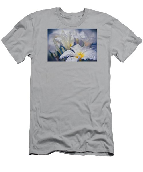 Men's T-Shirt (Athletic Fit) featuring the photograph The Wind Of Love by Sharon Mau
