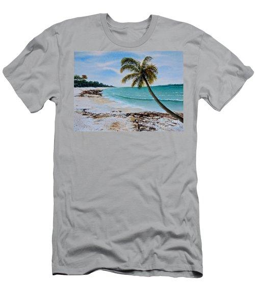 West Of Zanzibar Men's T-Shirt (Slim Fit) by Sher Nasser