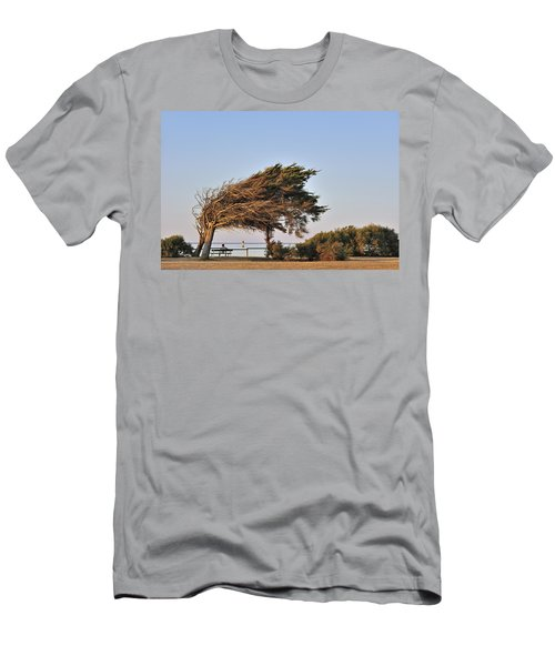Men's T-Shirt (Slim Fit) featuring the photograph 120920p153 by Arterra Picture Library
