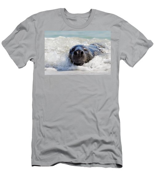 Men's T-Shirt (Slim Fit) featuring the photograph 130201p142 by Arterra Picture Library