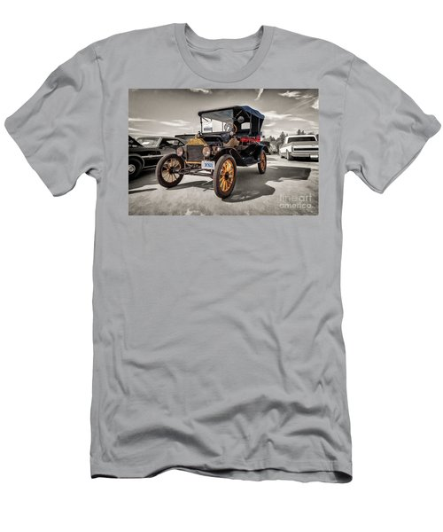 1916 Ford Model T Men's T-Shirt (Athletic Fit)