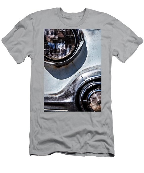 1953 Chevy Headlight Detail Men's T-Shirt (Athletic Fit)