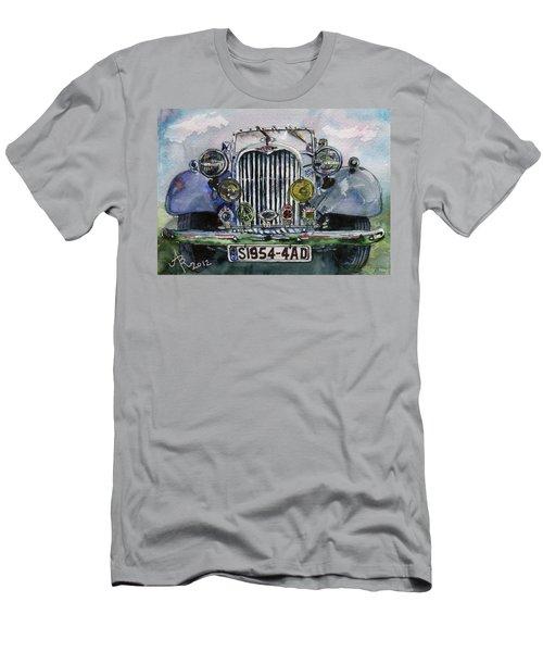 1954 Singer Car 4 Adt Roadster Men's T-Shirt (Athletic Fit)
