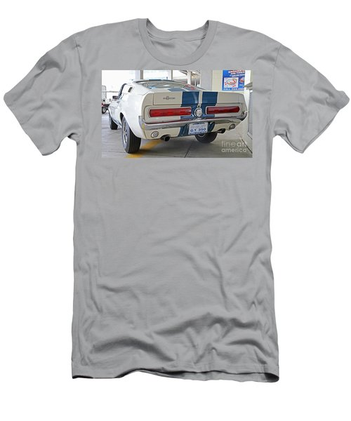 1967 Mustang Shelby Gt-350 Men's T-Shirt (Athletic Fit)