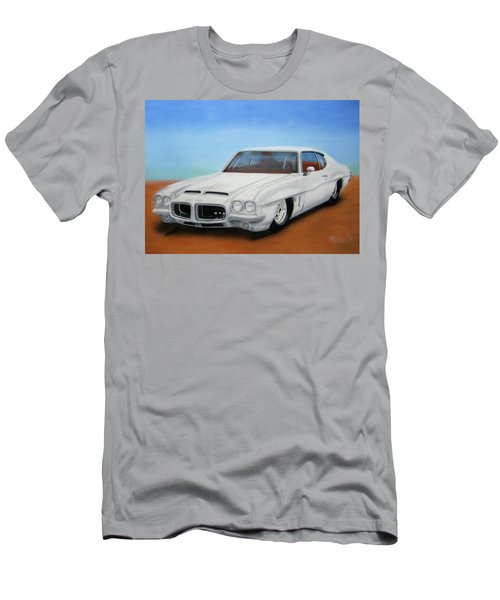 1972 Pontiac Gto Men's T-Shirt (Athletic Fit)
