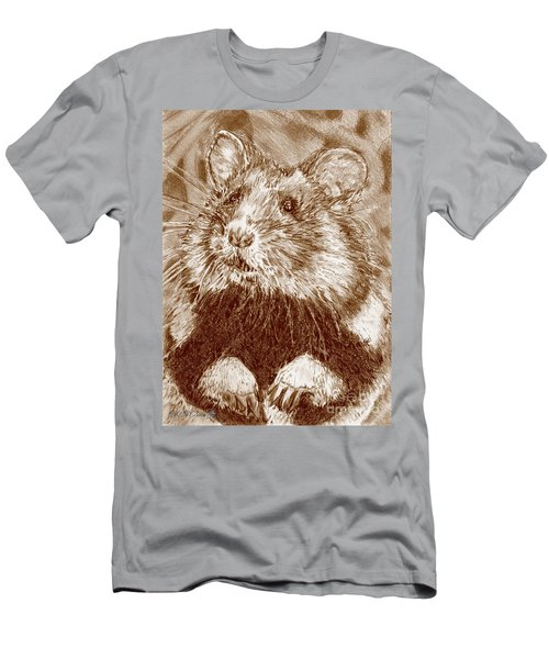 Did Someone Say Nuts Men's T-Shirt (Athletic Fit)