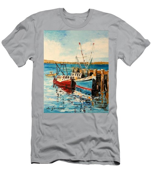 Harbour Impression Men's T-Shirt (Athletic Fit)