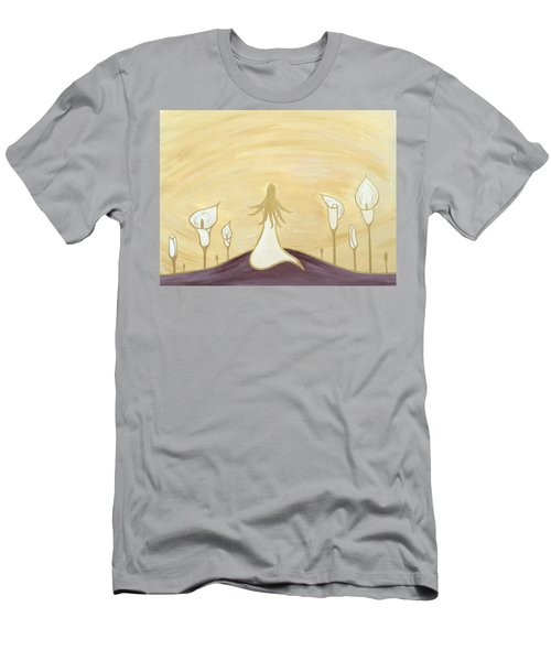 Lilies Of The Field Men's T-Shirt (Athletic Fit)