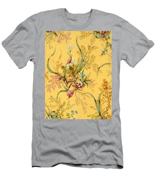 Marble End Paper  Men's T-Shirt (Athletic Fit)