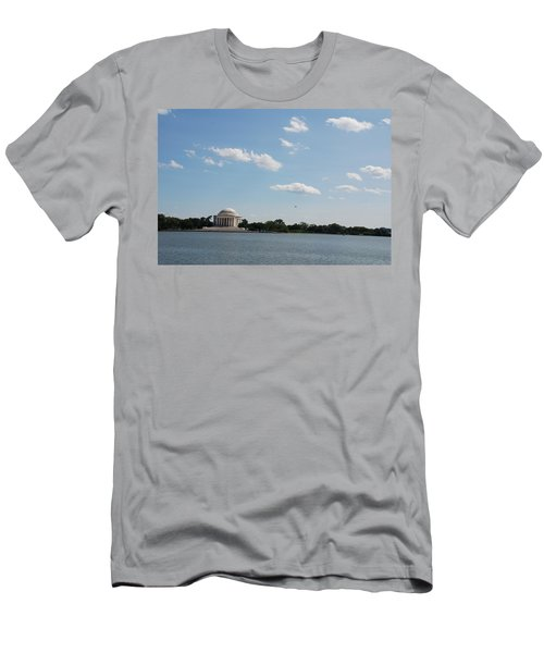 Memorial By The Water Men's T-Shirt (Athletic Fit)