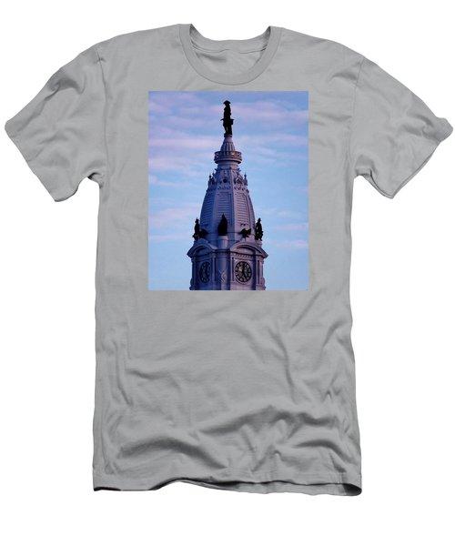 Philly Billy Men's T-Shirt (Slim Fit) by John Wartman