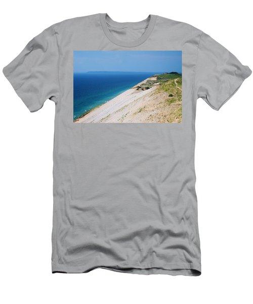 Sleeping Bear Dunes Men's T-Shirt (Athletic Fit)