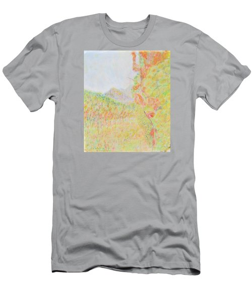California Vineyard Men's T-Shirt (Athletic Fit)