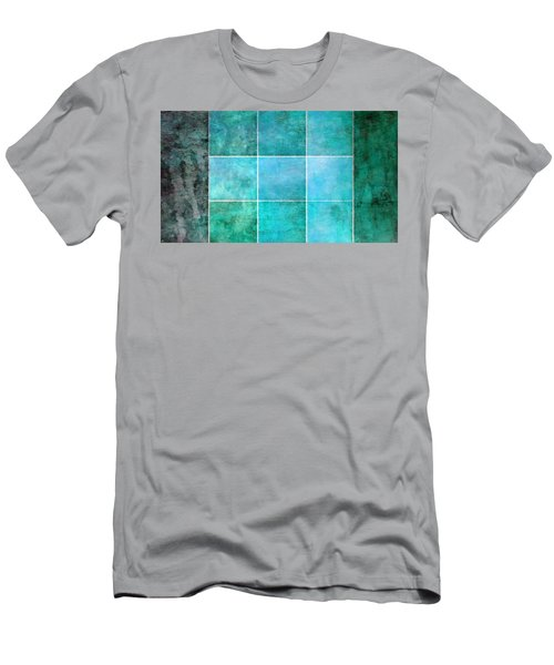 3 By 3 Ocean Men's T-Shirt (Athletic Fit)