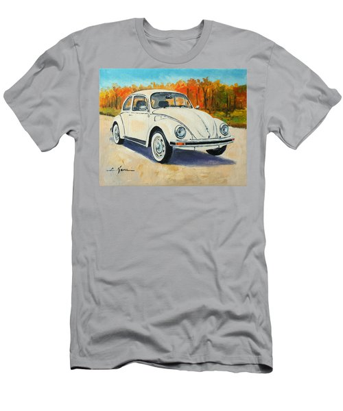 Vw Beetle Men's T-Shirt (Athletic Fit)