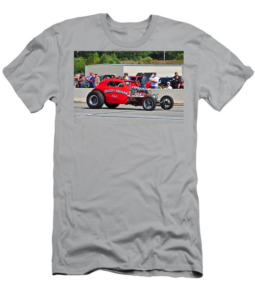 330 Nationals Men's T-Shirt (Slim Fit) by Mike Martin