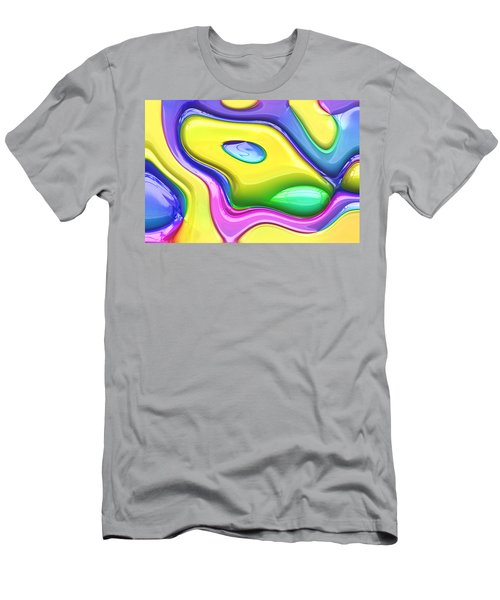 Abstract Series 16 Men's T-Shirt (Athletic Fit)