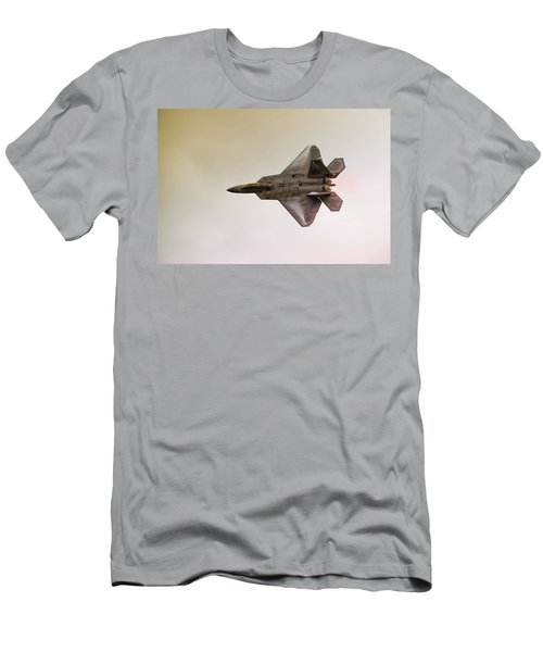F-22 Raptor Men's T-Shirt (Athletic Fit)