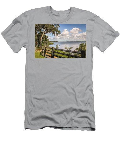 Philippe Park Men's T-Shirt (Athletic Fit)