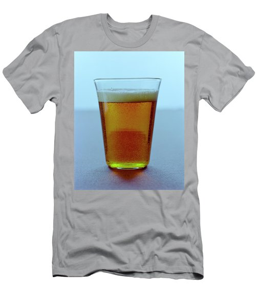A Glass Of Beer Men's T-Shirt (Athletic Fit)