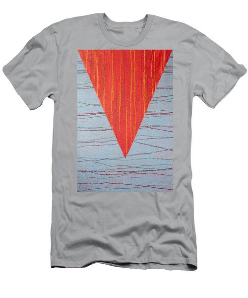 Untitled Men's T-Shirt (Slim Fit) by Kyung Hee Hogg