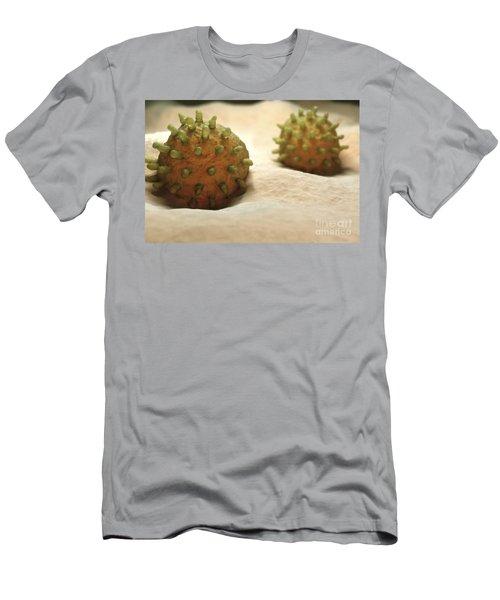 Avian Influenza Virus H5n1 Men's T-Shirt (Athletic Fit)