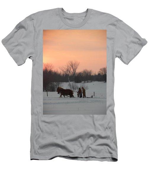 A Breath Of Fresh Air Men's T-Shirt (Athletic Fit)