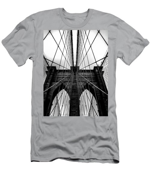 A Brooklyn Perspective Men's T-Shirt (Slim Fit) by Az Jackson