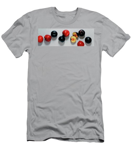 A Bunch Of Plums Men's T-Shirt (Athletic Fit)