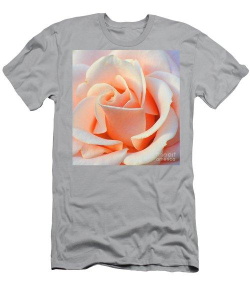 A Delicate Rose Men's T-Shirt (Athletic Fit)