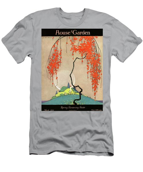 A Flowering Tree Men's T-Shirt (Athletic Fit)