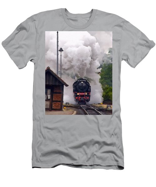 A Full Head Of Steam Men's T-Shirt (Athletic Fit)