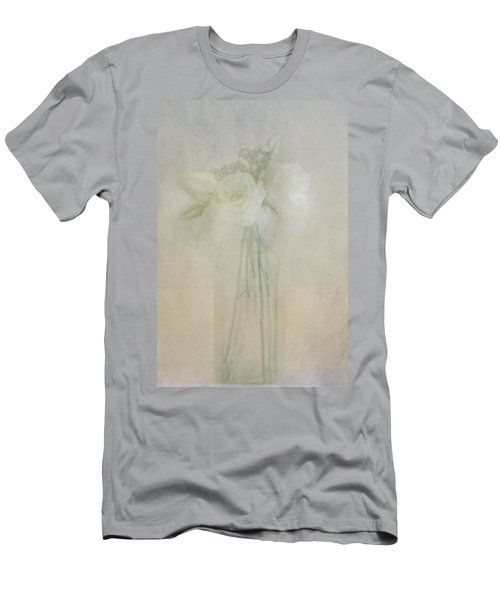 A Glimpse Of Roses Men's T-Shirt (Athletic Fit)