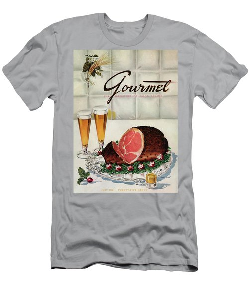 A Gourmet Cover Of Ham Men's T-Shirt (Athletic Fit)