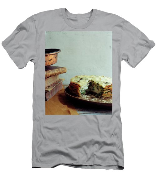 A Gourmet Torte Men's T-Shirt (Athletic Fit)