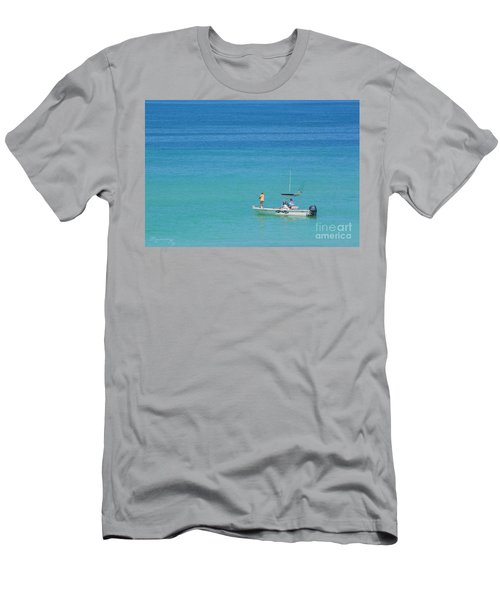 A Great Way To Spend A Day Men's T-Shirt (Athletic Fit)