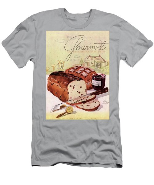 A Loaf Of Raisin Bread Men's T-Shirt (Athletic Fit)