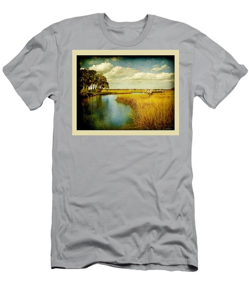 A Melancholy Afternoon Men's T-Shirt (Athletic Fit)