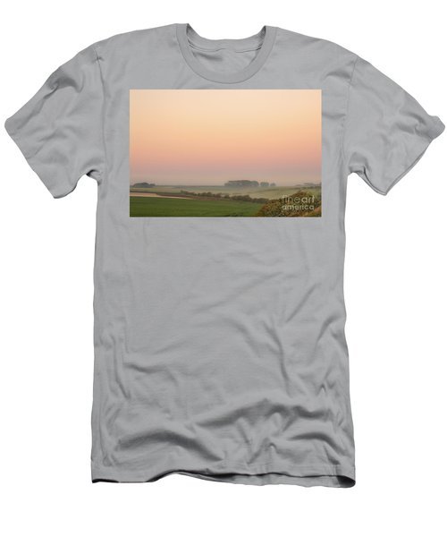 A Place Called Morning Men's T-Shirt (Athletic Fit)