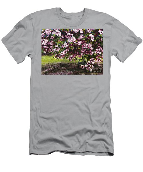 A Place To Dream Men's T-Shirt (Athletic Fit)