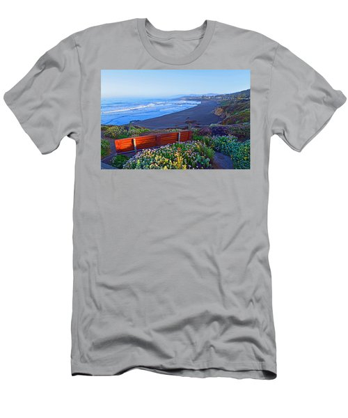 A Place To Reflect Men's T-Shirt (Athletic Fit)