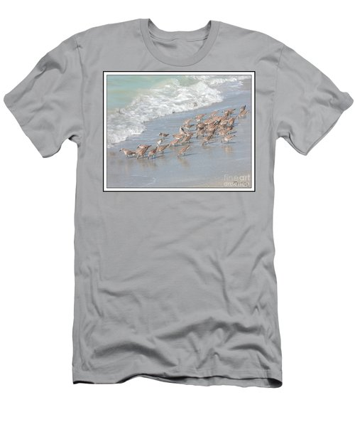 A Quick Bite Men's T-Shirt (Athletic Fit)