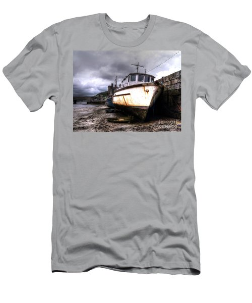 Men's T-Shirt (Slim Fit) featuring the photograph A Rough Ride by Doc Braham