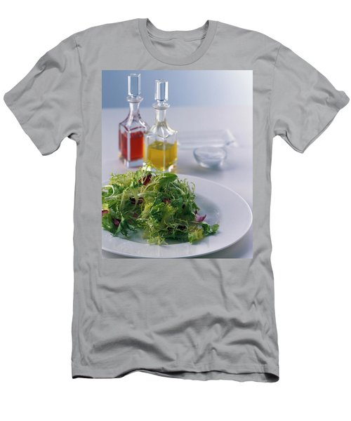 A Salad With Dressings Men's T-Shirt (Athletic Fit)