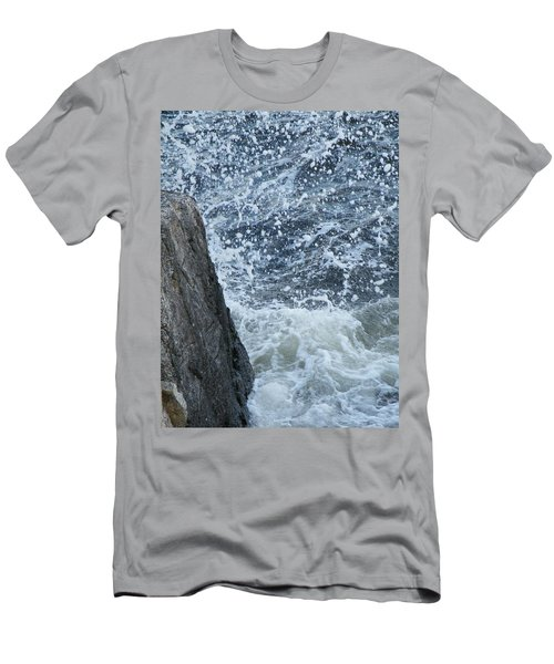 A Stillness In The Storm  Men's T-Shirt (Athletic Fit)